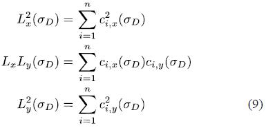 公式(9)