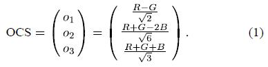公式(1)