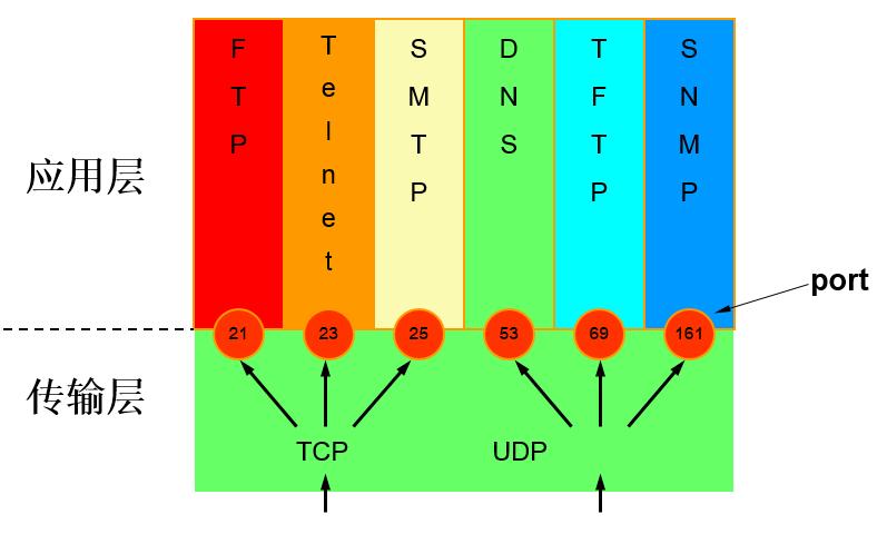 TCP和UDP分别对应的常见应用层协议.png-41.5kB