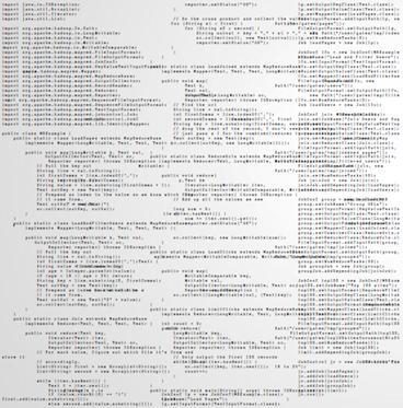 naive java code