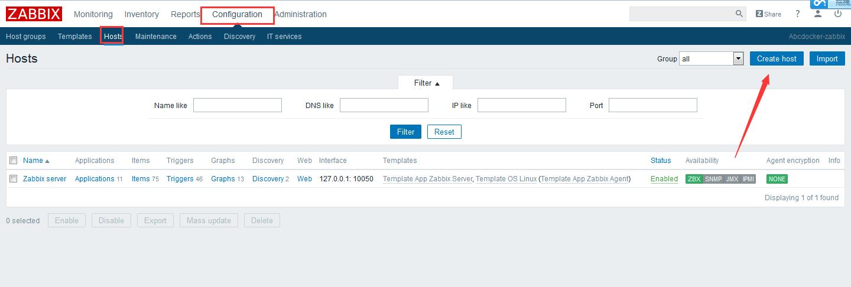 Zabbix 3.0 部署监控nginx