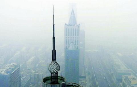 聊城令人恐惧的空气污染