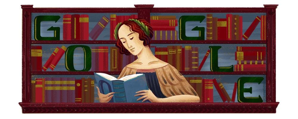 埃伦娜·科纳罗·皮斯科皮亚诞辰 373 周年.jpg-70kB