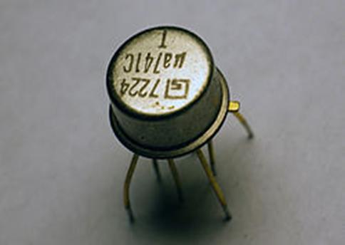 μA-741