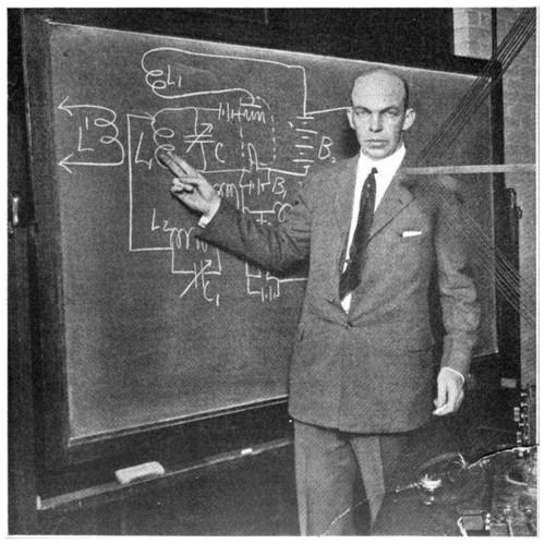 阿姆斯特朗和他的再生电路