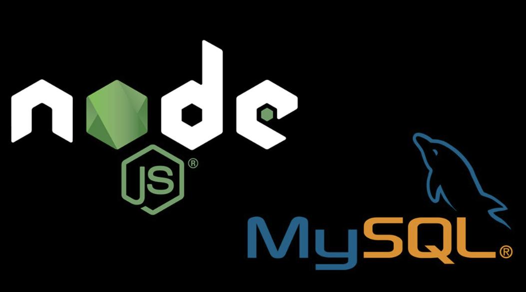 node+mysql