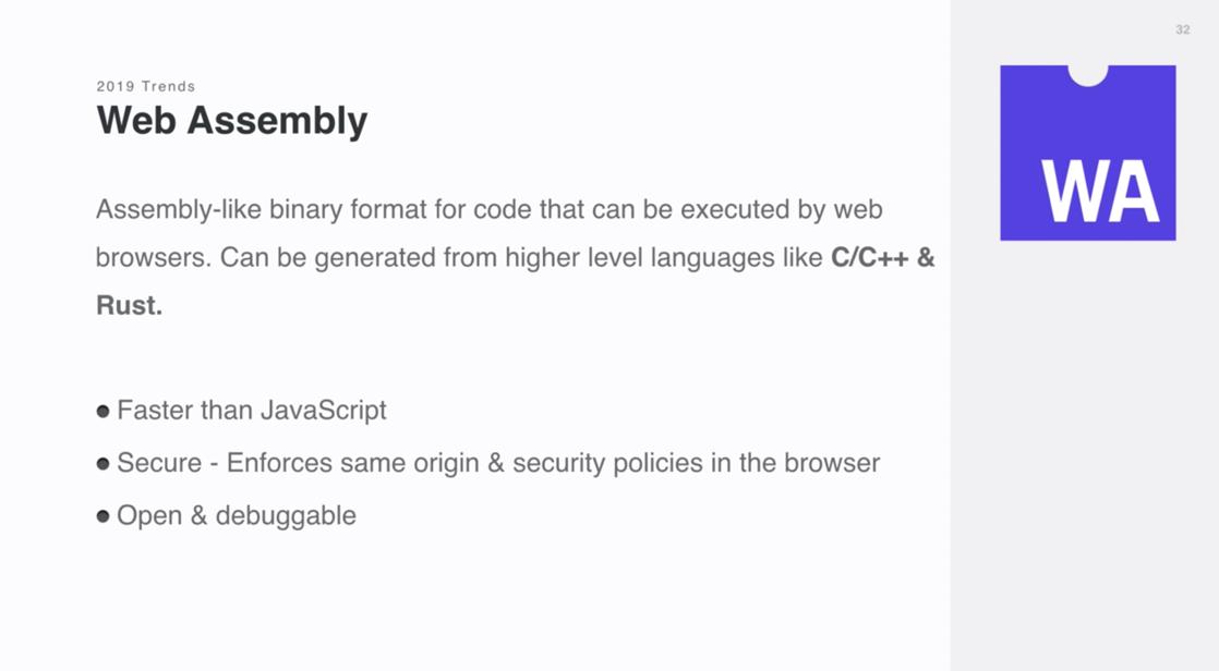 Web Assembly