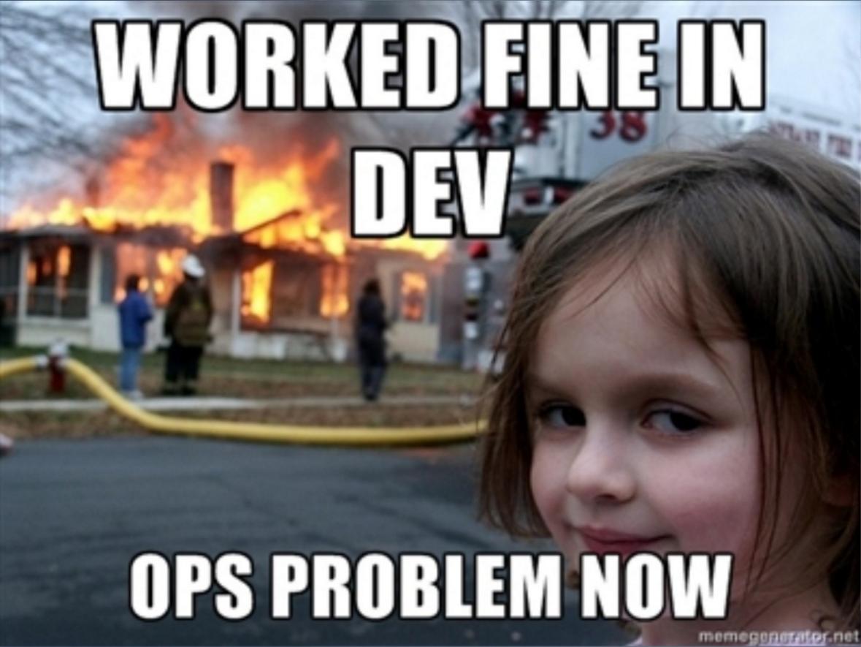开发工作已完成/现在这是运维的问题了