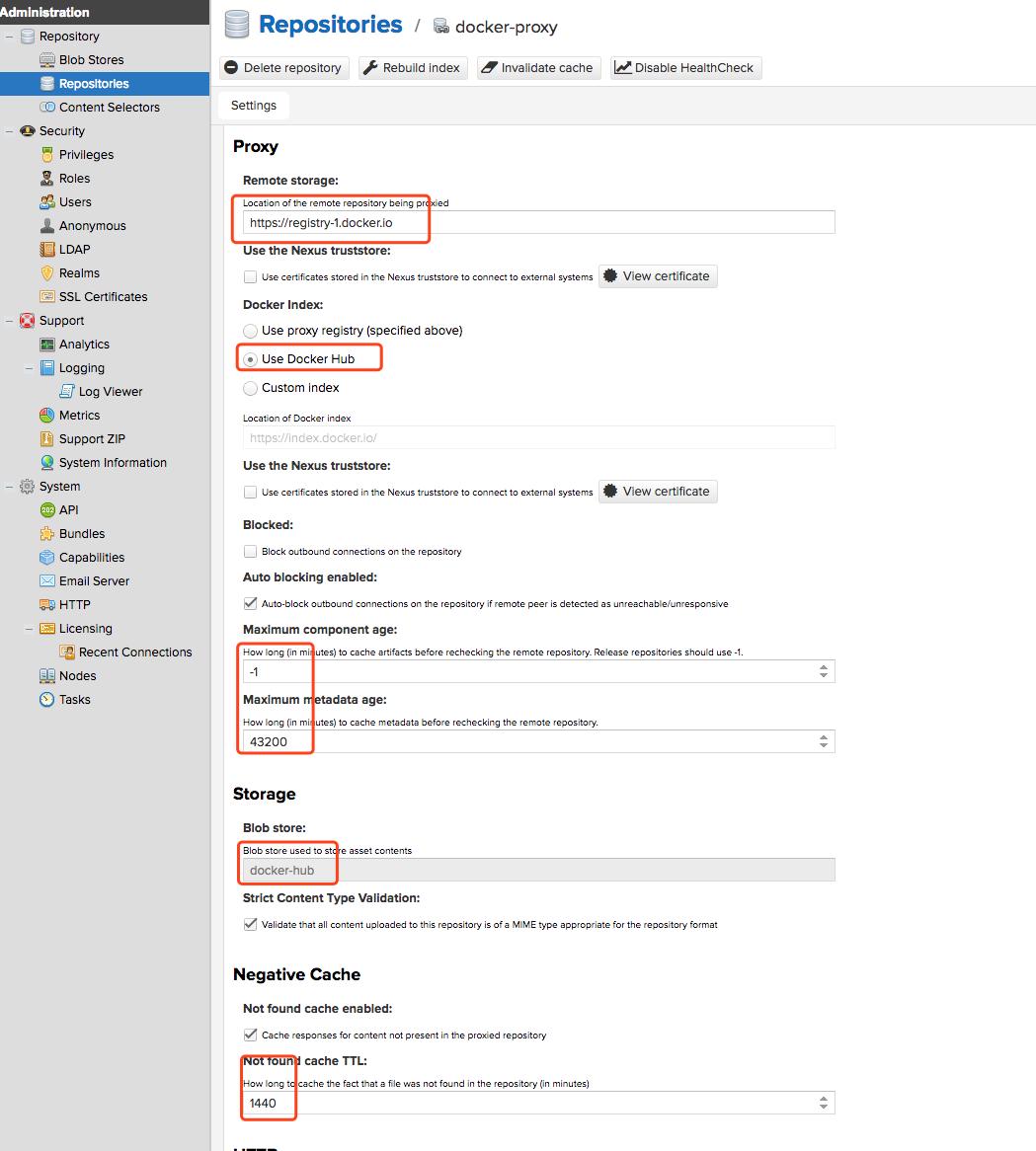 NEXUS DOCKER HTTPS - Nexus for Docker config - 作业部落 Cmd