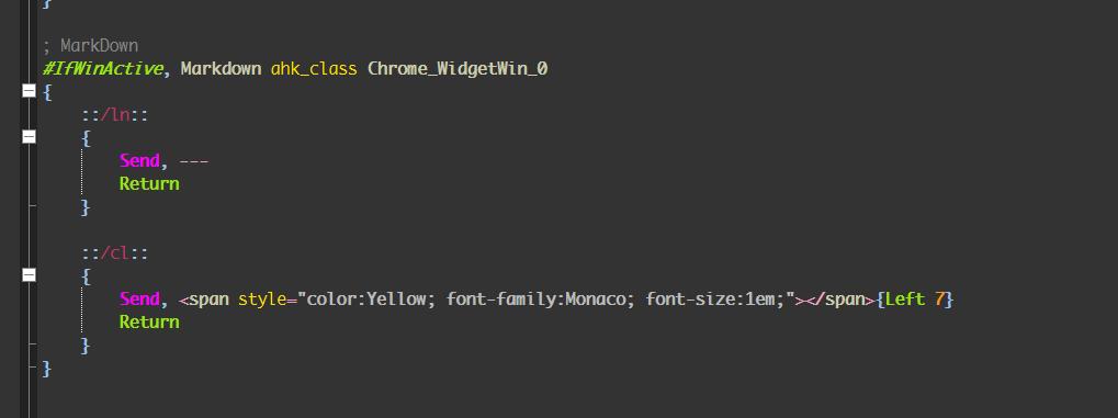 AHK 学习笔记 - 作业部落 Cmd Markdown 编辑阅读器