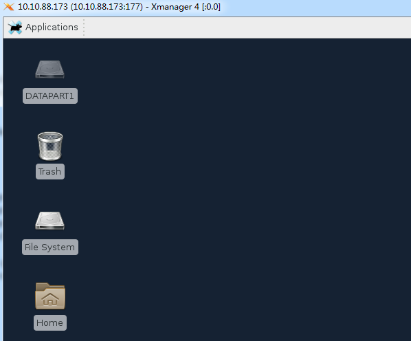 使用X Manager远程CentOS 7服务器(XDMCP) - 作业部落Cmd